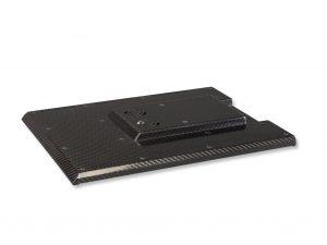 Multi-ply Components - NIPK Elektron Digital x-ray detector composite cover