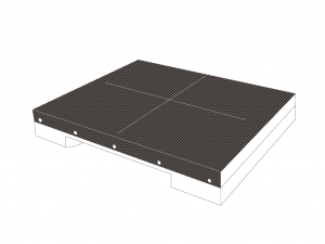 Multi-ply Components - Teledyne Dalsa Castor Detector Cover